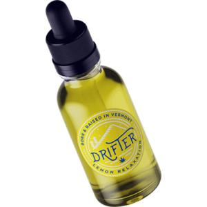 drifter cbd relaxation lemon tincture 1500mg cbd